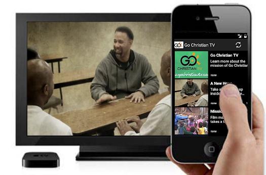 Apple TV – DirectCaster com
